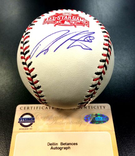 New York Yankees Dellin Betances Autographed All-Star Baseball