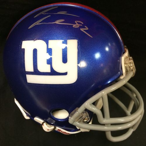 Reuben Randle Autographed New York Giants Mini Helmet