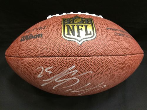 LeSean McCoy Philadelphia Eagles Autographed Football