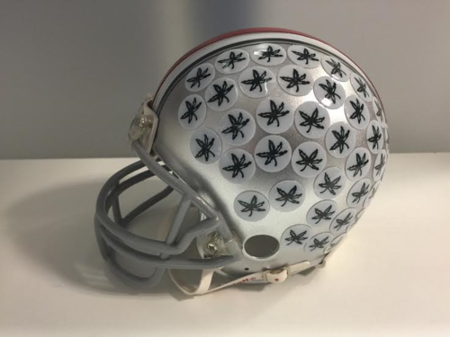 Ohio State Chris Carter Autograph Mini Helmet