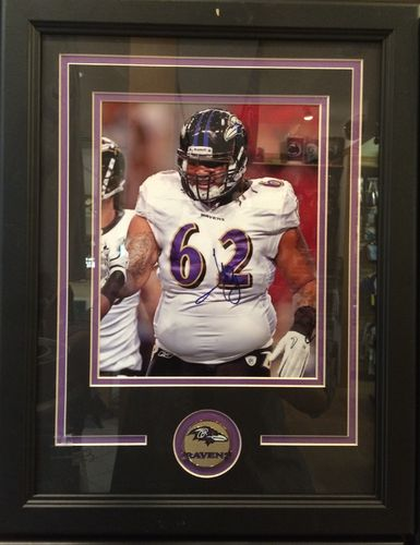 Terrance Cody Autographed/Framed Picture