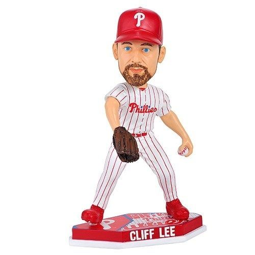 Philadelphia Phillies Cliff Lee Player Bobble