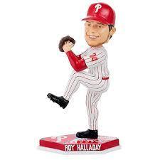 Philadelphia Phillies Roy Halladay Player Bobble