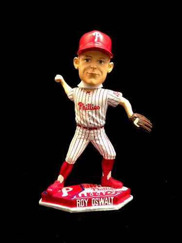 Philadelphia Phillies Roy Oswalt Player Bobble