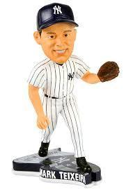 New York Yankees Mark Texeira Player Bobble