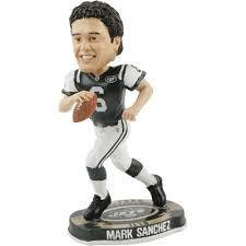 New York Jets Mark Sanchez Player Bobble