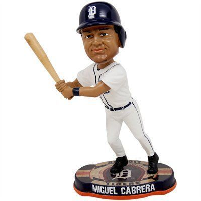 Detroit Tigers Miguel Cabrera Player Bobble