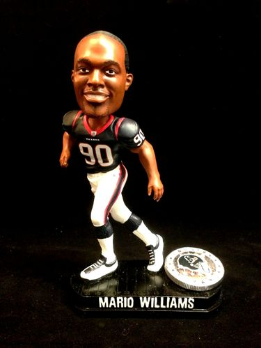 Houston Texans Mario Williams Player Bobble