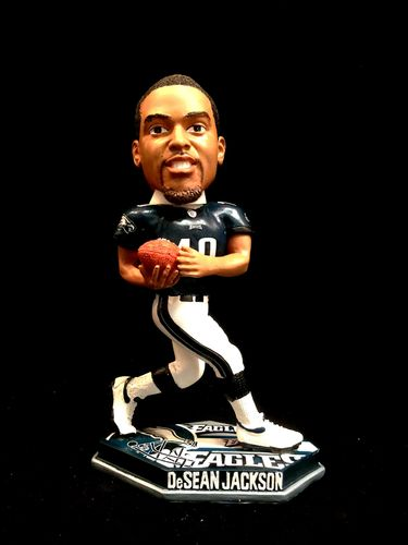 Philadelphia Eagles Desean Jackson Player Bobble