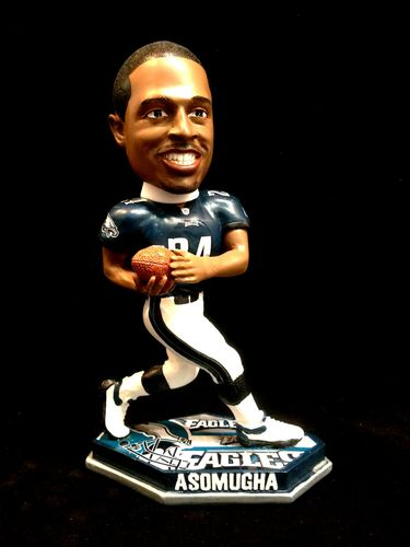 Philadelphia Eagles Nambdi Asomugha Player Bobble