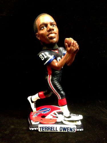 Buffalo Bills Terrell Owens Player Bobble