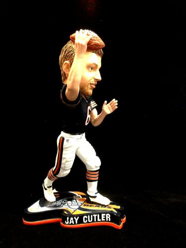 Chicago Bears Jay Cutler Player Bobble