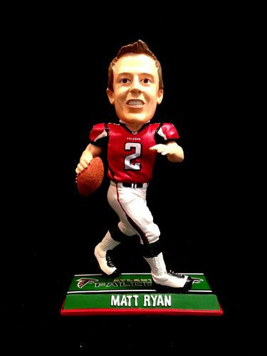 Atlanta Falcons Matt Ryan Player Bobble