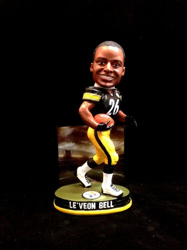 Pittsburgh Steelers LeVeon Bell Player Bobble
