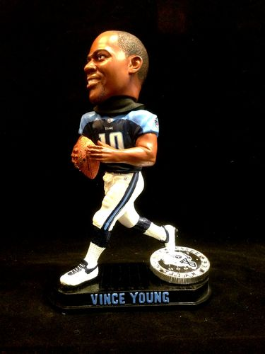 Tennessee Titans Vince Young Player Bobble