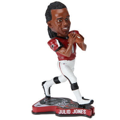 Atlanta Falcons Julio Jones Player Bobble
