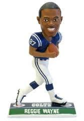 Indianapolis Colts Reggie Wayne Player Bobble