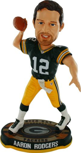Green Bay Packers Aaron Rodgers Player Bobble
