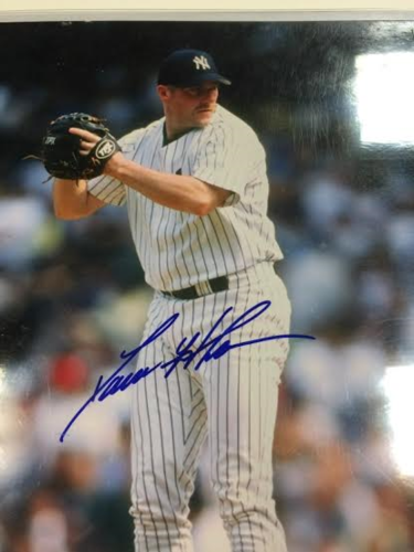 Darren Holmes Signed 8x10 Photo