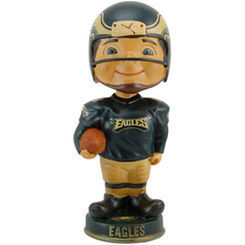 Philadelphia Eagles Retro Bobble Head Figurine