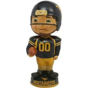 West Virginia Mountaineers Retro Bobble Head Figurine