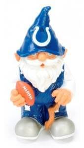 Indianapolis Colts Mini Garden Gnome