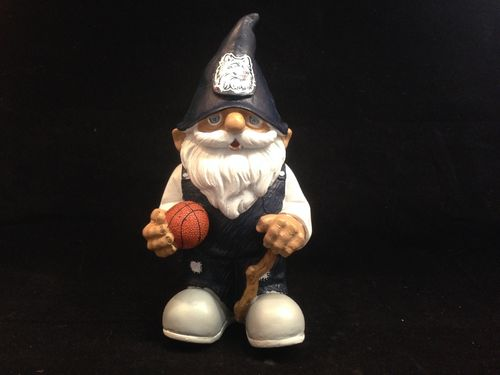 University of Connecticut Huskies Mini Garden Gnome