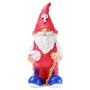 Philadelphia Phillies Garden Gnome