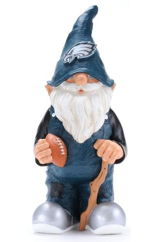Philadelphia Eagles Garden Gnome