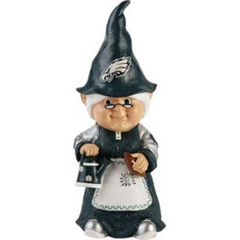 Philadelphia Eagles Mrs. Garden Gnome