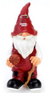 Miami Heat Garden Gnome