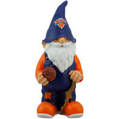 New York Knicks Garden Gnome