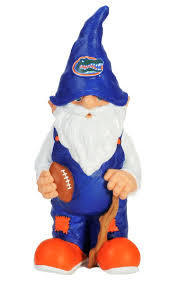Florida Gators Garden Gnome