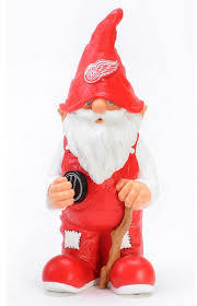 Detroit Redwings Garden Gnome