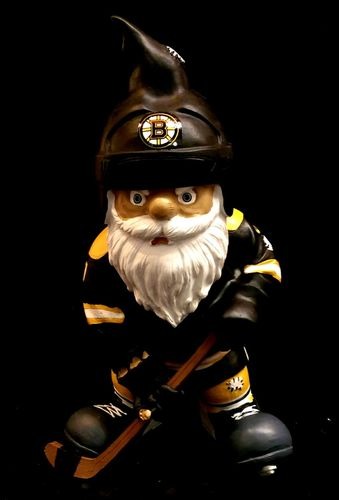 Boston Bruins Action Gnome