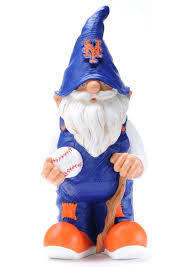 New York Mets Garden Gnome