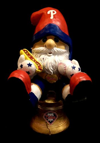 Philadelphia Phillies Theme Gnome