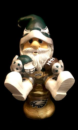 Philadelphia Eagles Theme Gnome