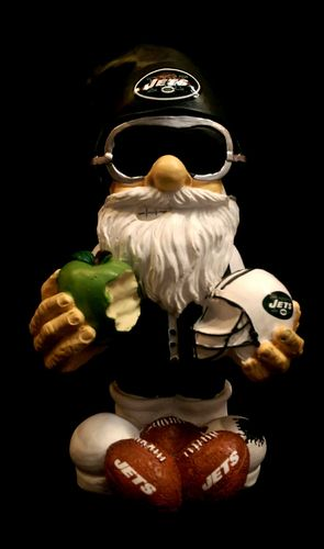 New York Jets Theme Gnome