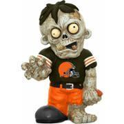 Cleveland Browns Zombie Gnome