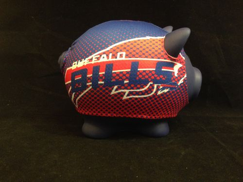 Buffalo Bills Plastic Piggybank