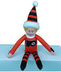 Philadelphia Flyers Elf on a Shelf