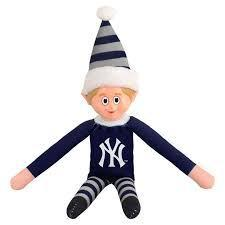 New York Yankees Elf on a Shelf