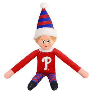 Philadelphia Phillies Elf on a Shelf