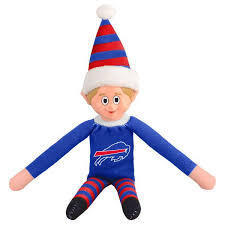Buffalo Bills Elf on a Shelf