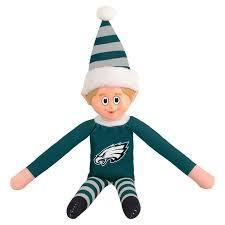 Philadelphia Eagles Elf on a Shelf