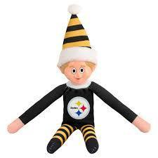 Pittsburgh Steelers Elf on a Shelf