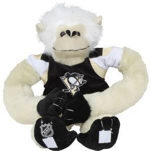 Pittsburgh Penguins Plush Monkey