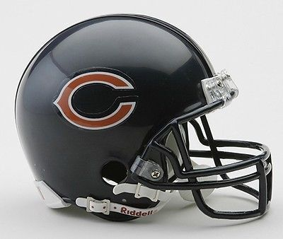 Chicago Bears Mini Helmet