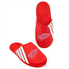 Detroit Redwings Slippers